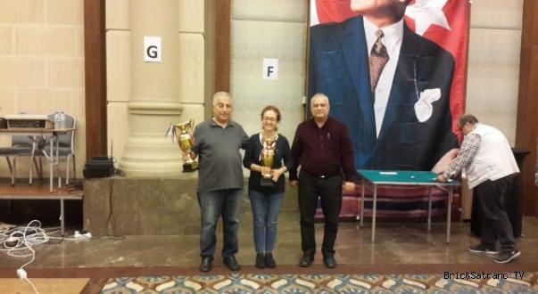 2018 Türkiye Karışık ikili şampiyonu belli oldu!