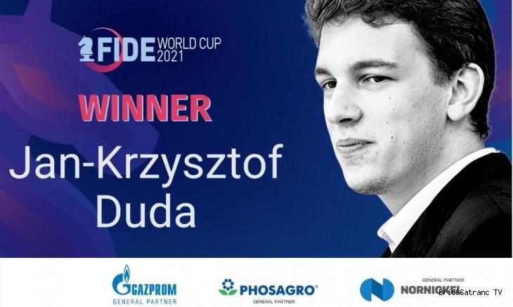 2021 Satranç Dünya Şampiyonu Polonyalı Duda!