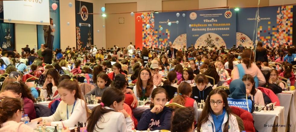 Antalya'da dev Satranç Turnuvası