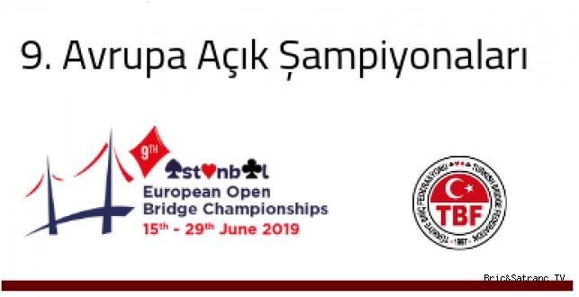 Avrupa Açık Şampiyonası için hazırlıklar tam gaz!