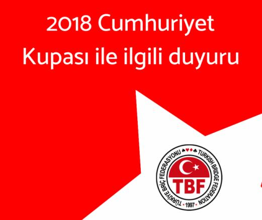 Cumhuriyet Kupası İstanbul'da!