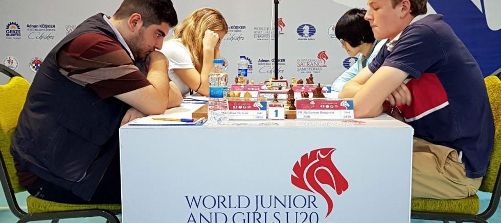 Dünya Gençler Takım Şampiyonasında 3 gün