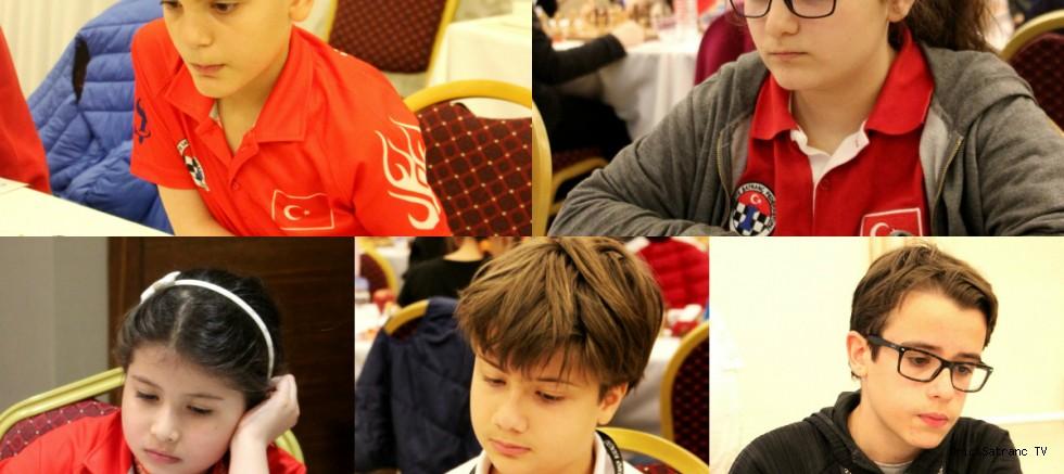 Dünya Okullar Satranç Şampiyonası Antalya'da sona erdi!