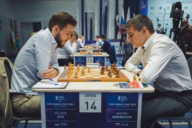 FIDE Dünya Kupası 4. Tur Sona Erdi!