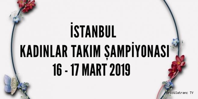 İstanbul Kadınlar Takım şampiyonasına online kayıt!
