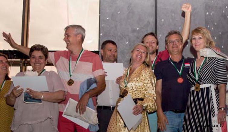 Karışık Takımlar Avrupa Briç Şampiyonu Good Six!