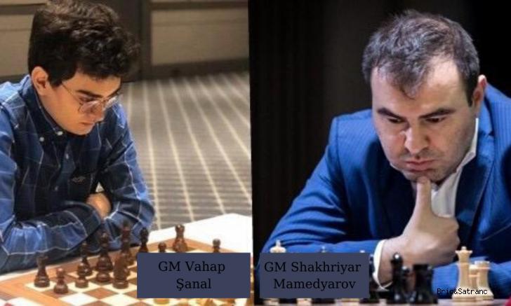 Mamedyarov 3. günde ağırlığını hissettirdi.!