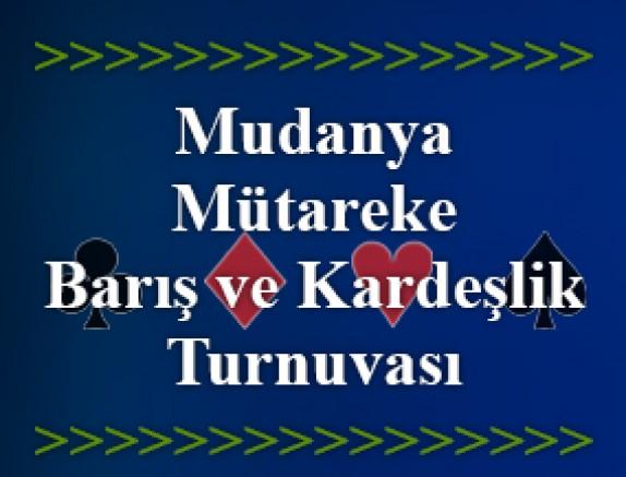 Mudanya Mütareke Barış ve Kardeşlik Turnuvası yapıldı!