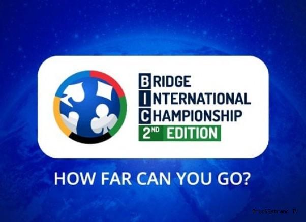 Online Uluslararsı Briç Şampiyonası(BİC) Pazartesi başladı!