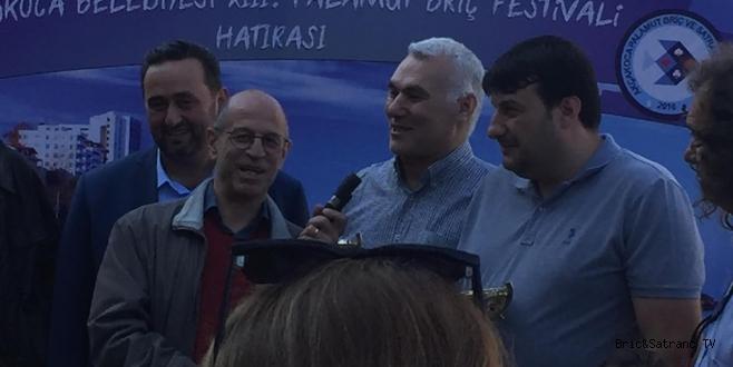 Palamut'un sahibi M.Kaan Yalnız-Mehmet Taban Çifti
