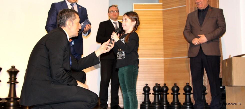 Satranç Federasyonundan bir ilk uygulama!