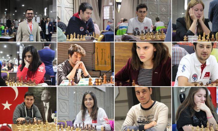 Satranç Milli Takımı Fide Olimpiyat maçlarına başlıyor!