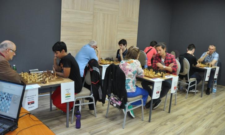 Satranç Sporcularımız  Belgrad'da!