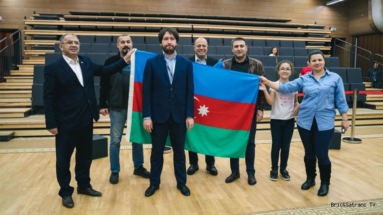 Satrançın Azeri Sporcusu Radjabov Dünya kupasını aldı!