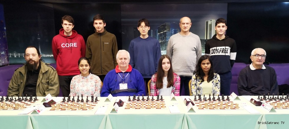 Sırbistan'da yapılan IM Norm Turnuvası Başladı!