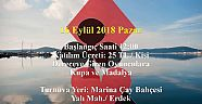 16 Eylül Erdek'de Briç keyfi!