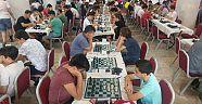 Çeşme Açık satranç turnuvası görkemli açılış yaptı!