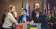 E.Katerina Atalık Dünya Kadınlar Satranç Şampiyonası'na İkinci Turda Veda Etti
