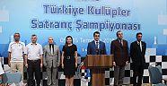Satranç Takımlar şampiyonası Konya'da başladı'