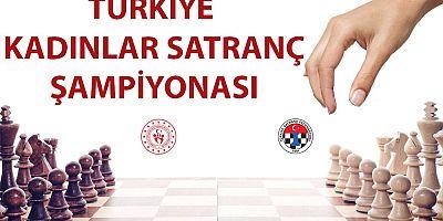 Türkiye Kadınlar Şampiyonasında Toplam Ödül 25.000 TL!