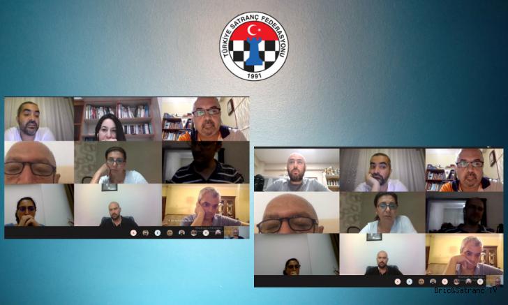 TSF Zoom Üzerinden Toplantılara Devam Ediyor!