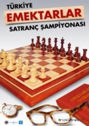 Türkiye Emektarlar Şampiyonası Antalya'da!