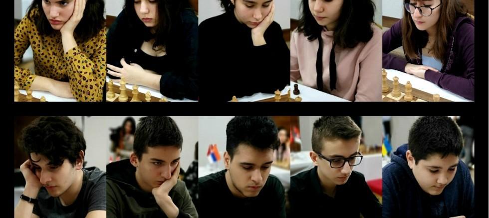 Türkiye Gençler Satranç Şampiyonası 1-7 Temmuz!