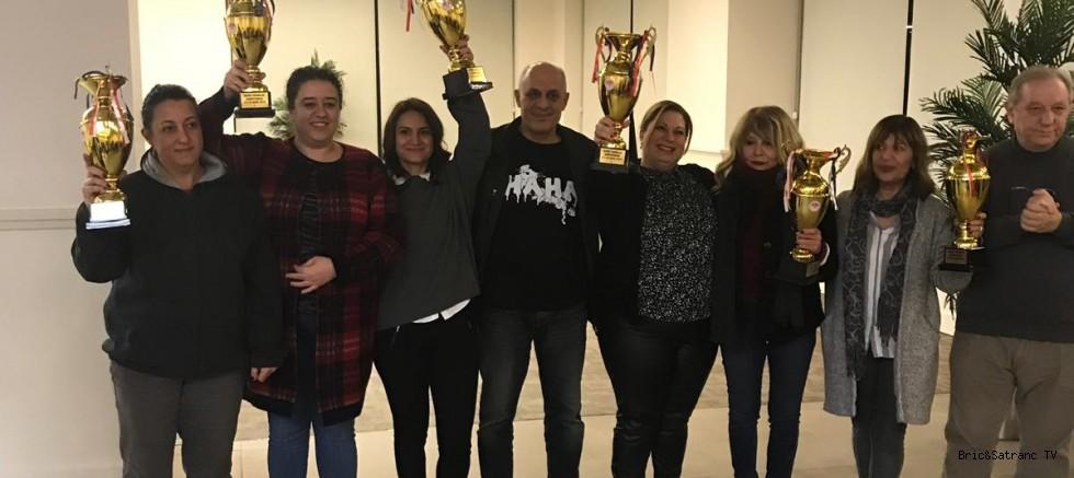 Türkiye Kadın Takımlar Şampiyonasının adı EGE!
