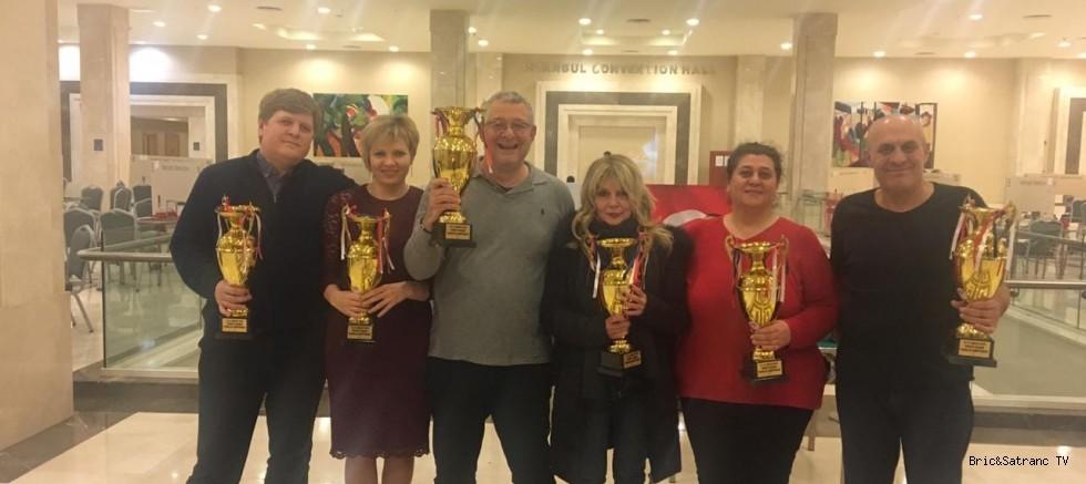 Türkiye Karışık Takımlar Şampiyonu Dedehayır oldu!