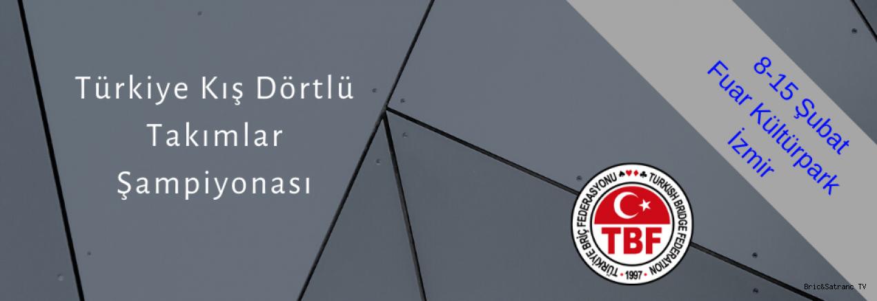 Türkiye Kış Dörtlü Takımlar Şampiyonası İçin Geri Sayım Başladı!