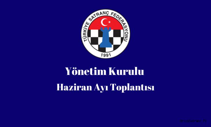 Türkiye Satranç Federasyonunda yeni Görevlendirmeler!
