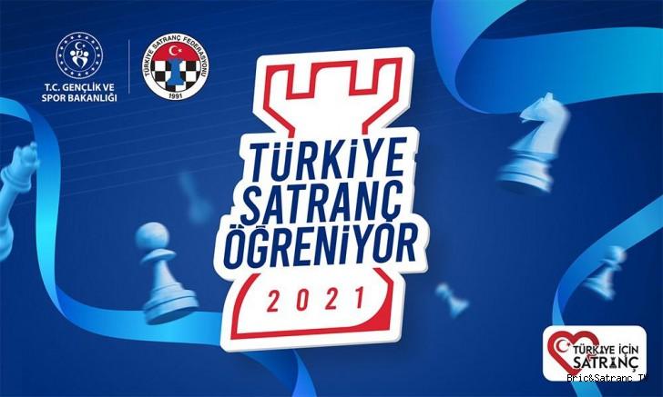 Türkiye Satranç Öğreniyor!