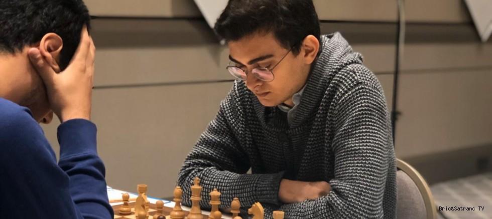 Türkiye Satranç Şampiyonu Vahap Şanal!