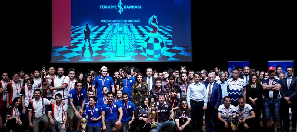 Türkiye Süper Satranç Lig Şampiyonu Tatvan Satranç Kulübü!