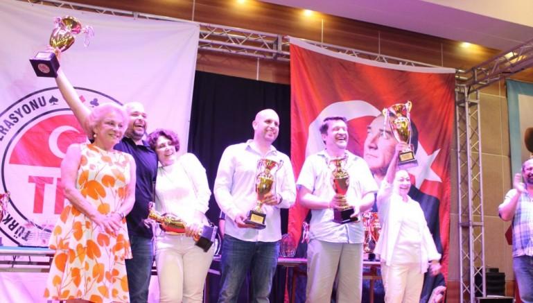Türkiye Yaz şampiyonasında şampiyonlar belli oldu!