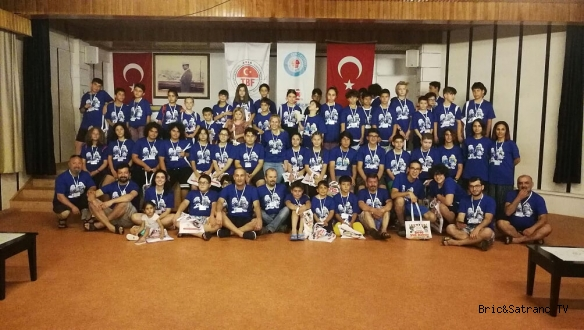 U 16 Gençlerimiz Yaz Kampında!