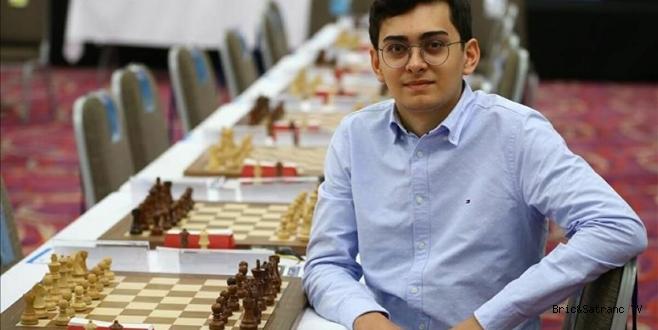 Vahap Şanal Türkiye Satranç Şampiyonluğunu Korudu!