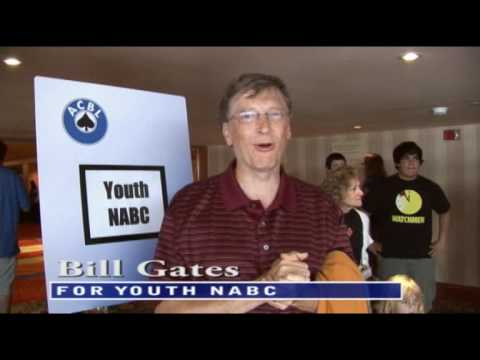 Bill Gates Encourages Young People to Play Bridge