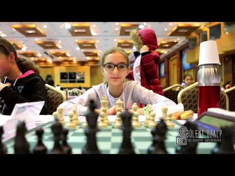 Türkiye İş Bankası Türkiye Küçükler Satranç Şampiyonası Antalya 2018 Kurumsal Tanıtım Filmi