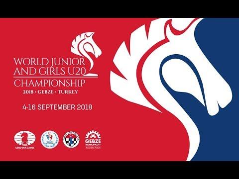 World Junior Chess Championships 2018 Round 5